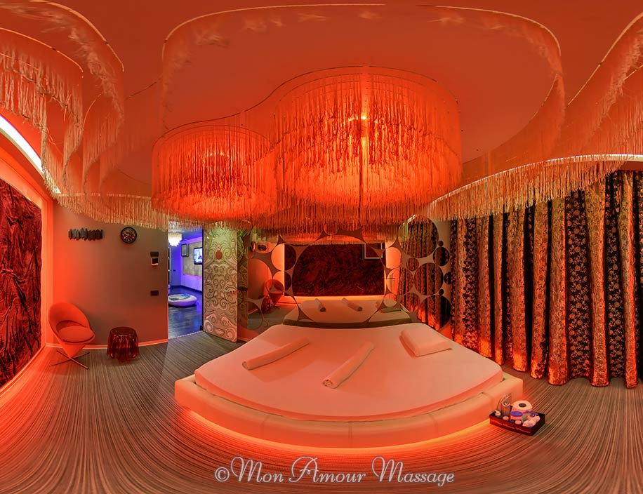 The Mon Amour erotic massage parlour Bucharest - Room 5