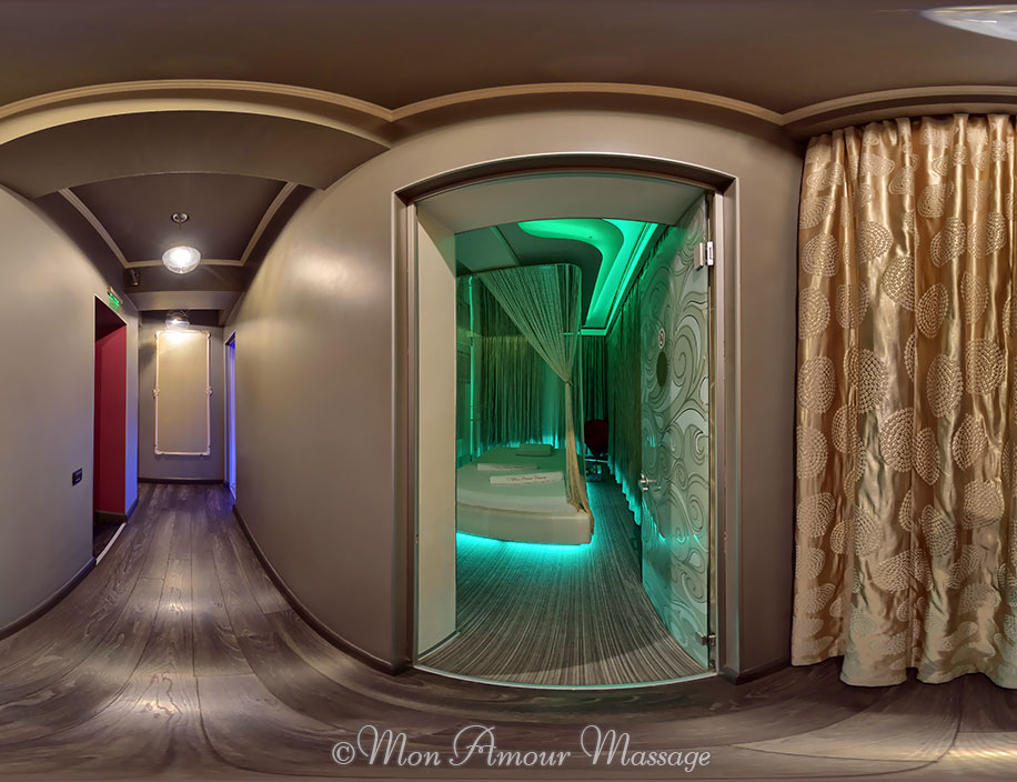 The Mon Amour erotic massage parlor Bucharest - 1st Floor